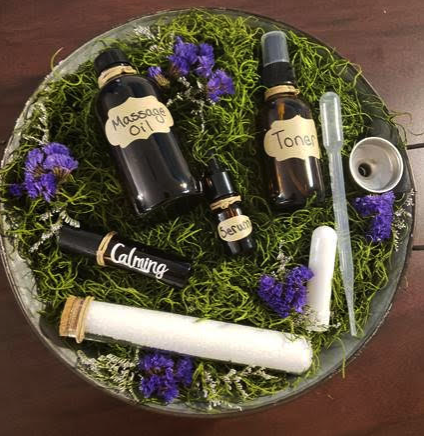 Aromatherapy and Essential Oils Class